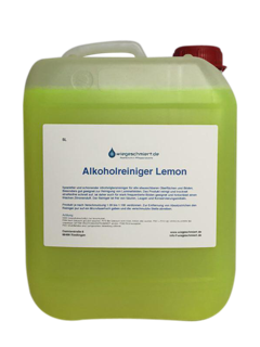 Alkoholreiniger Lemon