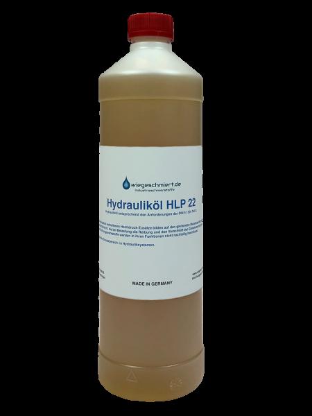 Hydrauliköl HLP 22