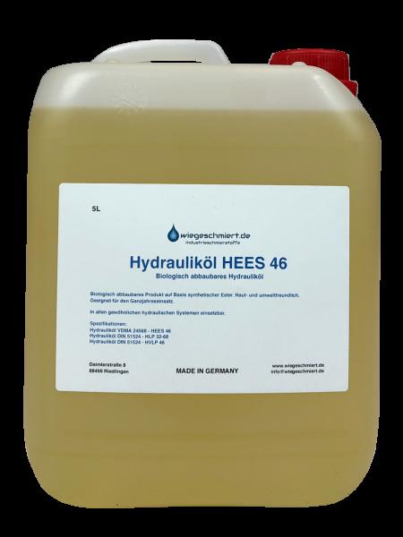 Bio Hydrauliköl HEES 46