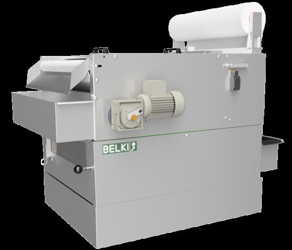 Manueller Magnetfilter für Tiefbett-Bandfilter 5.10