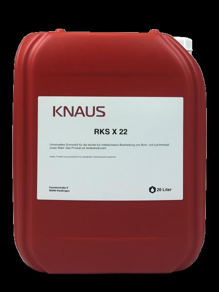 RKS X 22