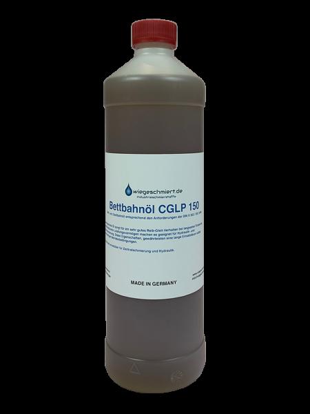 Bettbahnöl CGLP 150 nach DIN 51502 / ISO 3498