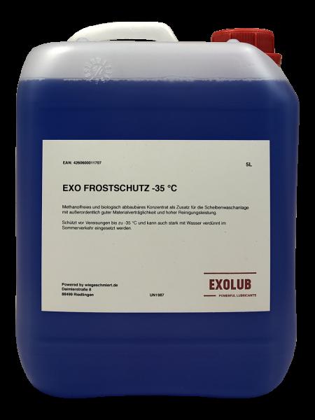 EXOLUB Scheibenfrostschutz mit Frischeduft