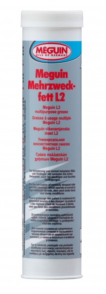 Meguin Mehrzweckfett L2 (400g Kartusche)