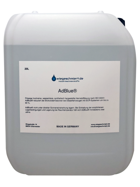 Hoyer AdBlue® 20L Kanister