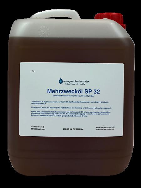 Mehrzwecköl SP 32