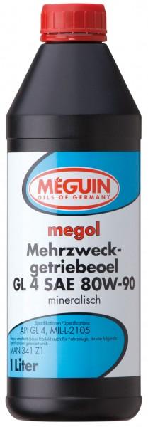 Mehrzweckgetriebeöl GL 4 SAE 80W-90 (1 Liter Flasche)