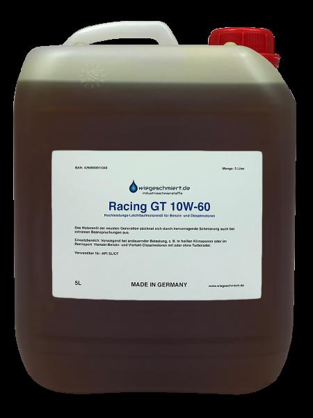 Racing GT 10W-60 Motorenöl