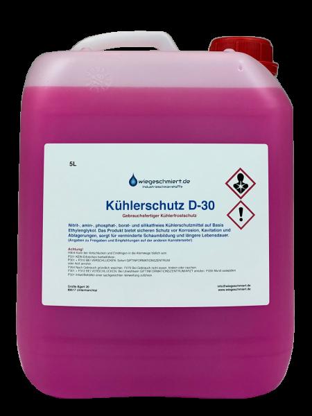 Kühlerschutz D-30