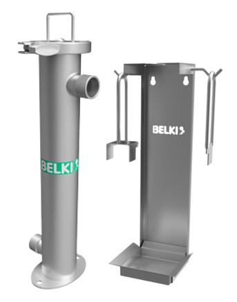 Inline-Magnetfilter UltraMag 1 mit Reinigungsstation